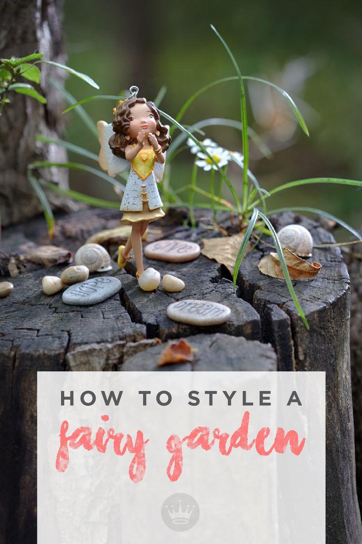 1000 images about fairy garden on pinterest miniature for Hallmark fairy door