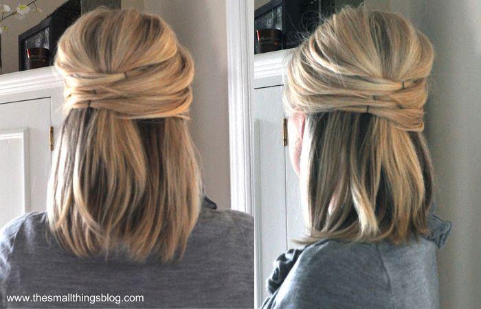 Bildresultat för frisyrer medellångt hår