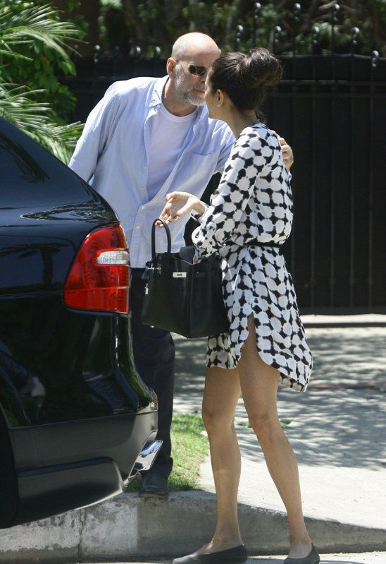 Bruce Willis, 56, and his wife Emma Heming, 33, are expecting a baby! Bruce hasn't been very outspoken during the whole Demi Moore and...
