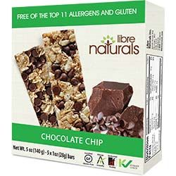 Our allergy friendly granola bars are the perfect on-the-go snack!