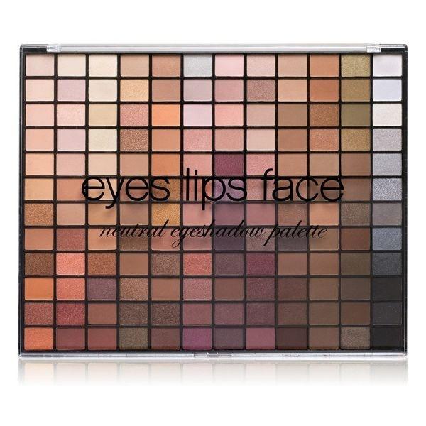 ELF Studio Ultimate Eyeshadow Palette 144 cores Neutras!  *o*