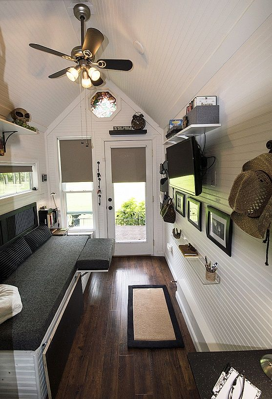 Modern Tiny House On Wheels 2161 best tiny colonial and images on pinterest | tiny house