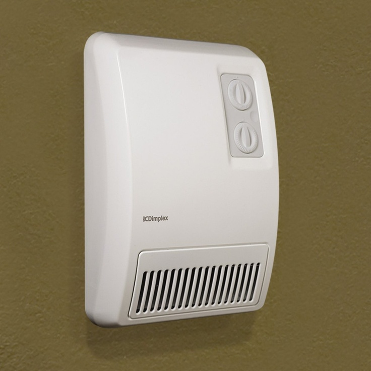 Dimplex EF12 Deluxe Fan Forced Wall Mounted Bathroom Heater