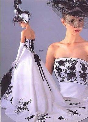 Vestidos de novias extravagantes | Bodas Originales