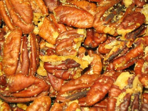 Dangerously Addictive Oven Roasted Pecans Recipe