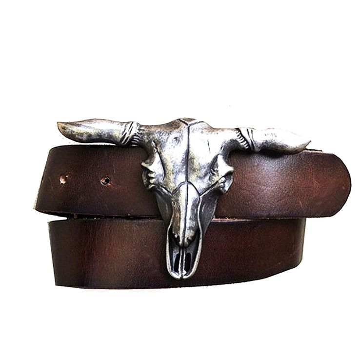 Cool belt with interchangeable buckle http://www.countryoutfitter.com/products/88906-laredo-belt-dark-brown/?lhb=style&lhs=p
