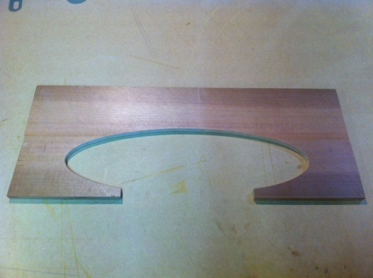 Fancy board for a handralil