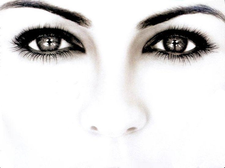 Drawings of Beautiful Women's Eyes | Beautiful Eyes with ...