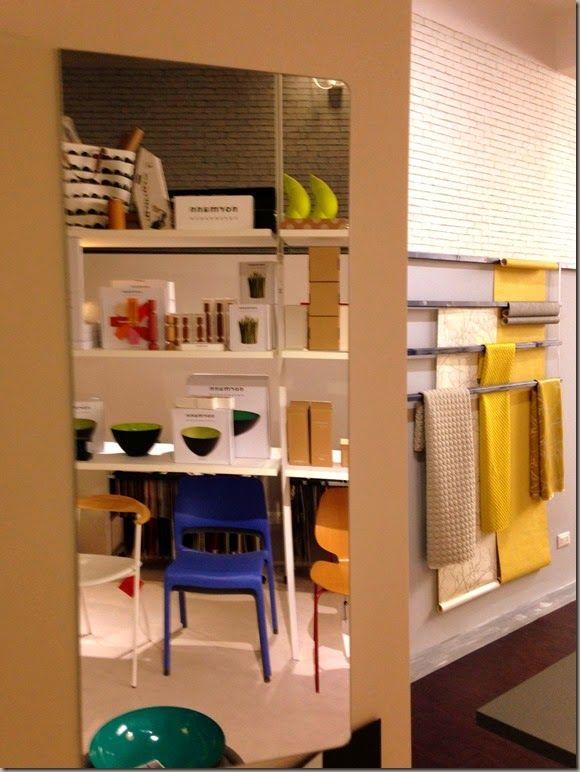 the new showroom