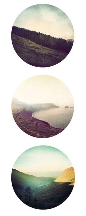mountain & the sea