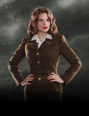 You got: Agent Peggy Carter | Peggy Carter is hardy and tough, standing up for herself when she is mistreated, especially by men. She is loyal and persistent and has a no-nonsense attitude.