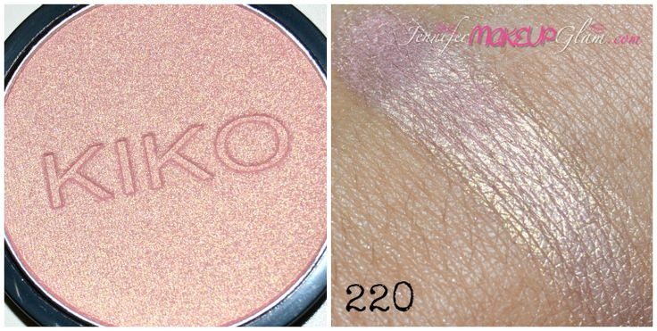 ♥ Jennifer Make Up Glam ♥: * NEW IN KIKO (Haul+Review+Swatches): Sombras y Paletas [CLICS] System *