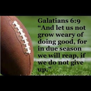 Faith.Family.Football: When talking to a coach's wife, Watch your words.