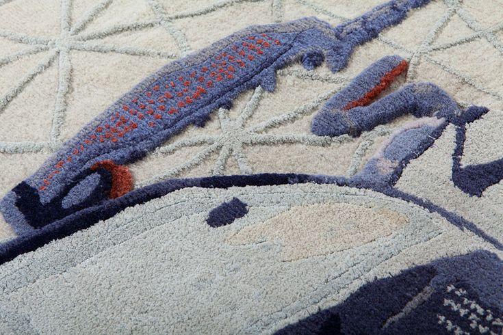 lanzavecchia + wai: mutazioni carpets for nodus