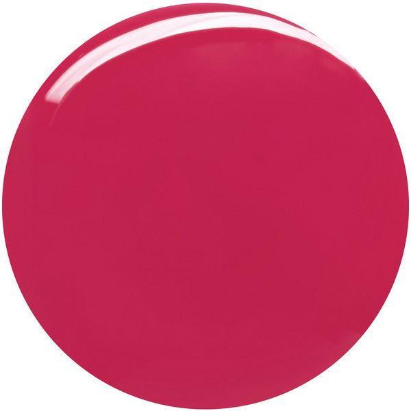 JINsoon Nail Polish - Cherry Berry (€17) ❤ liked on Polyvore featuring beauty products, nail care, nail polish, circle, circular, round, shiny nail polish and formaldehyde free nail polish