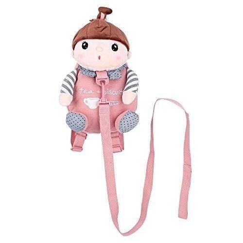 Safe Baby Harness Toddler Kids Safety Child Girl Bag Back Pack Strap Rein Walk #SafeBabyHarness