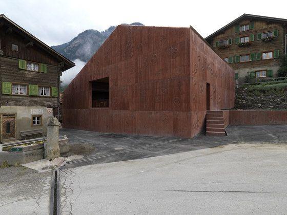 Valerio Olgiati-Bardill Studio
