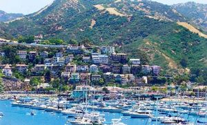 Groupon - Stay at Hotel St. Lauren on Santa Catalina Island, CA in Avalon, CA. Groupon deal price: $69