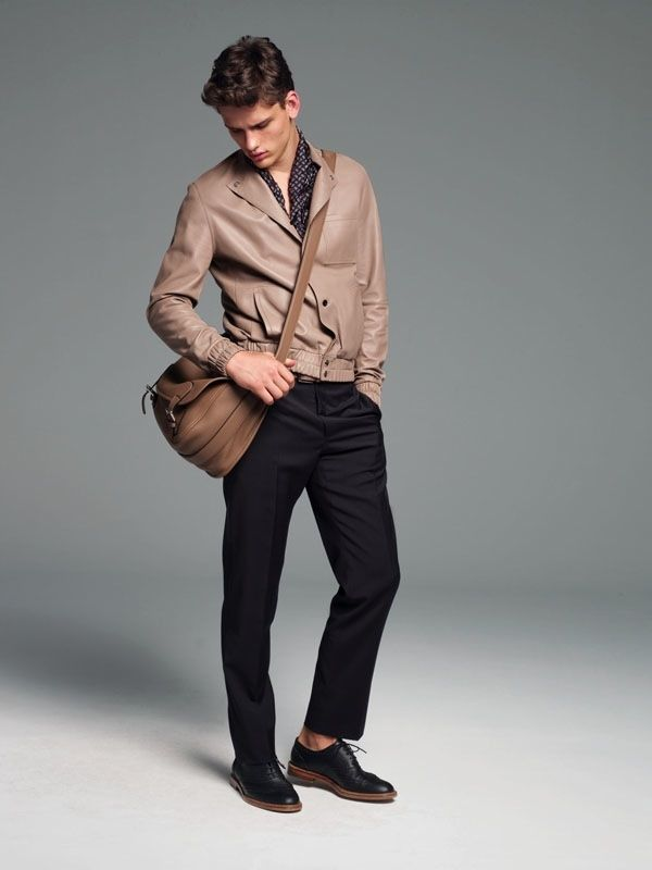 Bag and jacket :)