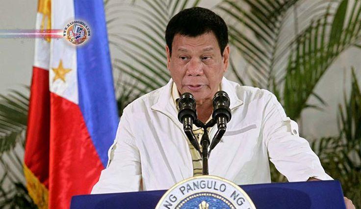 Filipinas: Duterte chama Kim Jong-un de tolo por suas pretensões nucleares. O presidente das Filipinas, Rodrigo Duterte, na quarta-feira (2) chamou o líder