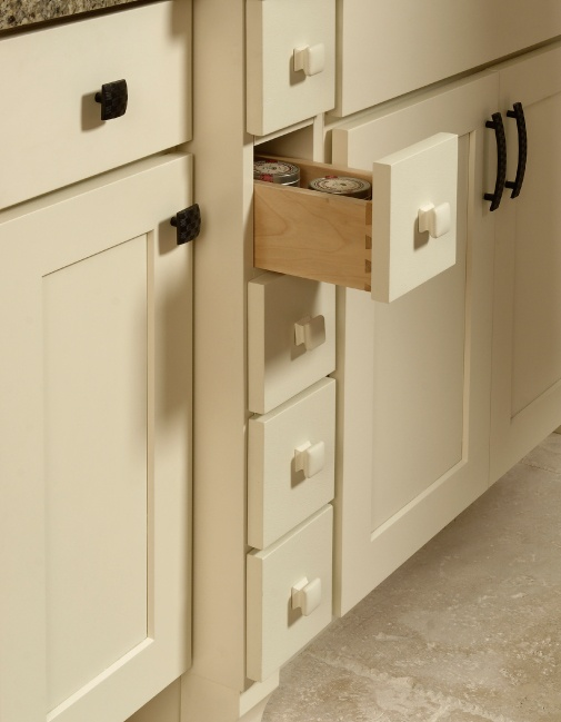 Cliqstudios Spice Drawer Cabinets Are Great For Spices