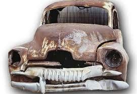 Cash for scrap #car material