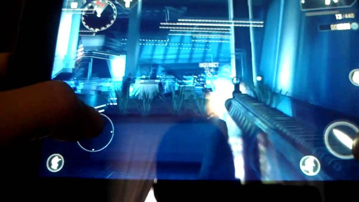 First person shooter on Kindle Fire HD (+playlist)