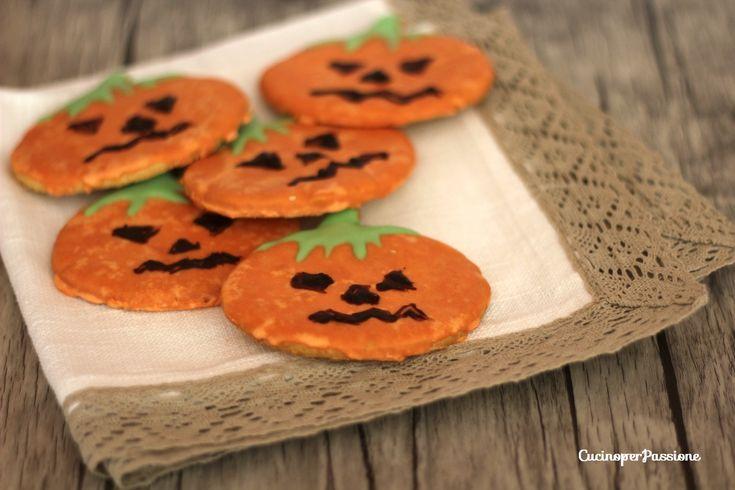 Biscotti di Halloween con frolla vegana