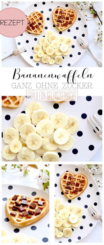 Hier findest du ein leckeres Rezept für selbstgemachte Bananenwaffeln. Die veganen Bananenwaffeln werden mit einer reifen Banane und ohne Zucker gemacht. Entdeckt von Vegalife Rocks: www.vegaliferocks.de✨ I Fleischlos glücklich, fit & Gesund✨ I Follow me for more vegan inspiration @vegaliferocks