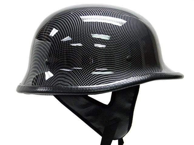 carbon fiber graphics new german style half face motorcycle helmet motorcycle helmets. Black Bedroom Furniture Sets. Home Design Ideas