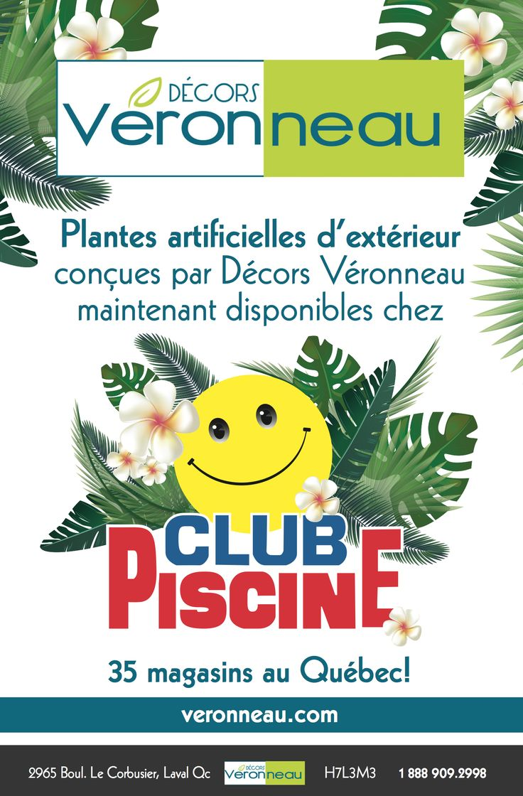 Les 25 meilleures id es de la cat gorie club piscine sur for Club piscine super fitness quebec