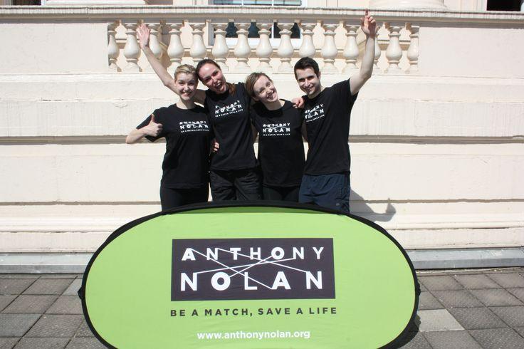 NLSSM at the 2014 London Marathon