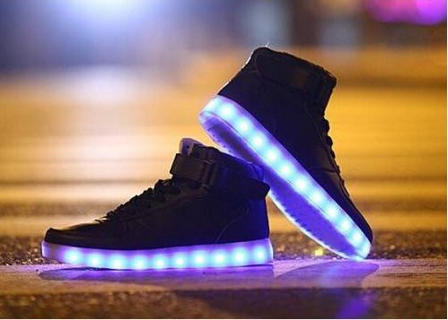 heartjacking #heartjacking #lightupsole #nike #adidas #puma The #LED ...