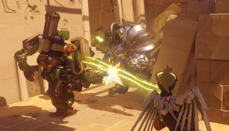Commentary: There's a lot of hype around Blizzard's new team shooter, but don't fear -- I come not to bury Overwatch but to praise it.