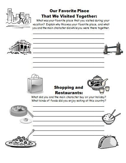 46 best holiday homework ideas images on Pinterest | Birthdays ...
