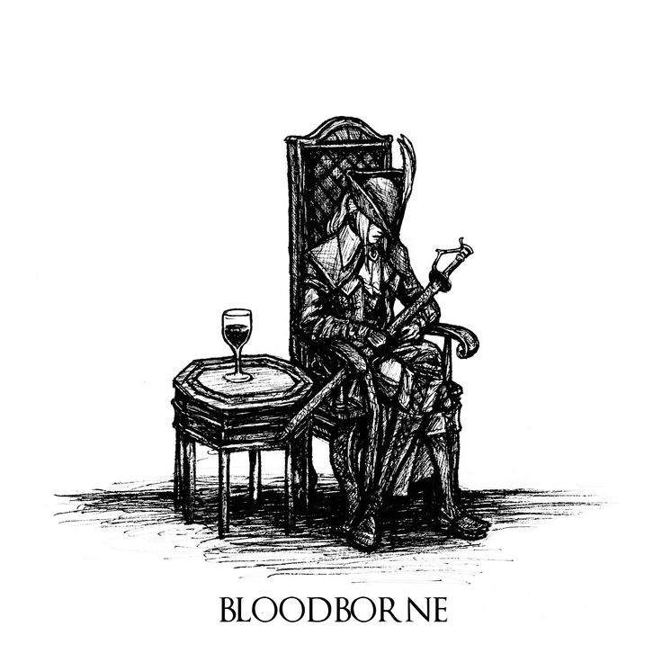 Completing the cycle we have Bloodborne. While not my favourite souls game by any means it did bring a lot of fresh stuff to the table and crafted an exquisite setting.