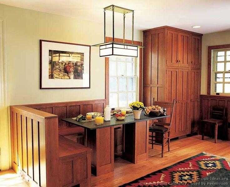 177 Best Craftsman Style Kitchens Images On Pinterest