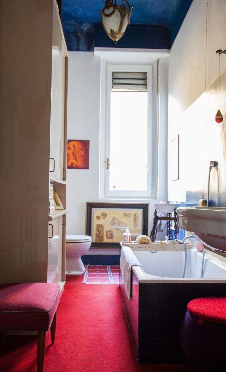 17 meilleures id es propos de peinture de baignoire sur for Moquette pour salle de bain