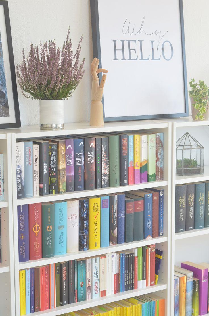 {Interior} Bücherregal Gestalten Tipps U0026 Inspiration