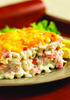 Best Seafood Lasagna | The Best of Bridge
