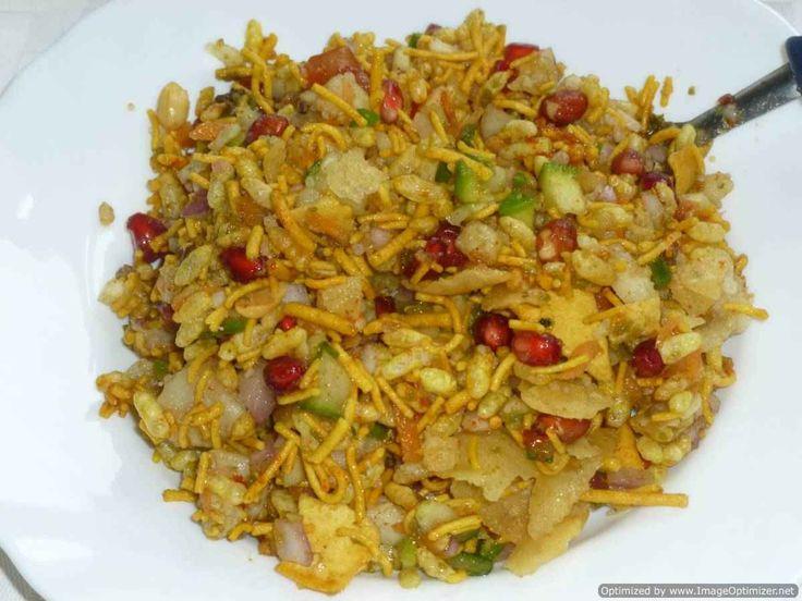 Bombay masala bhel puri