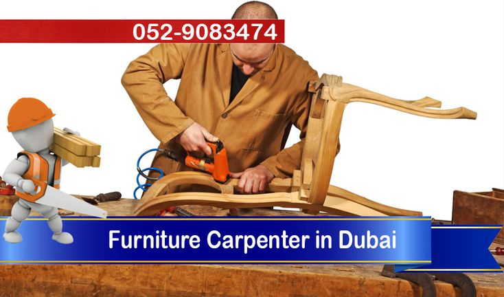 Our Professional Carpenters for Furniture Fixing Repairing offer you best solutions for your damage furniture - Call 0529083474 CSD Carpentry Services