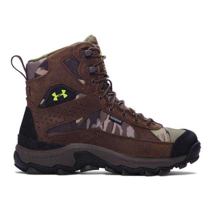 Kids UA Speed Freek Bozeman Hunting Boots