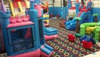 Indoor Bounce House facility and rentals - Fredericksburg Virginia