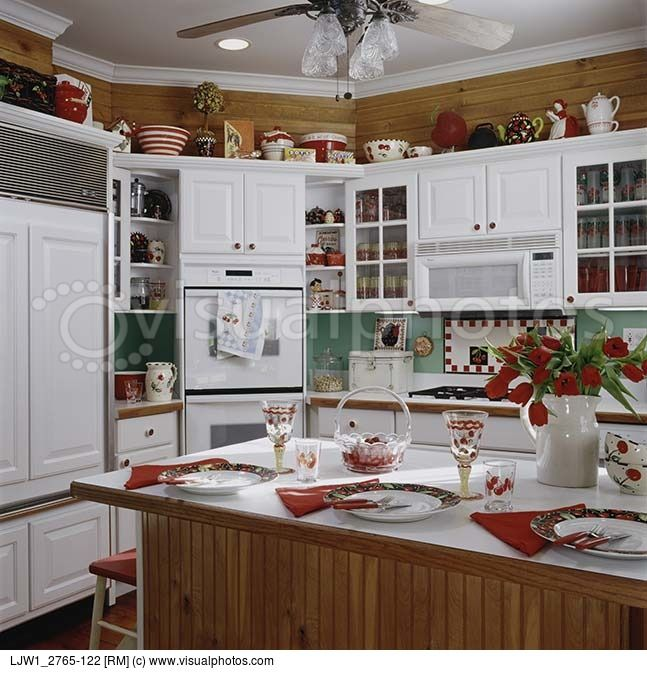 66 best red kitchen revitalized! images on pinterest
