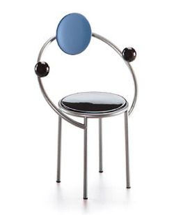 #First Is A #chair Designed By Michele #DeLucchi For #Menphis In 1983