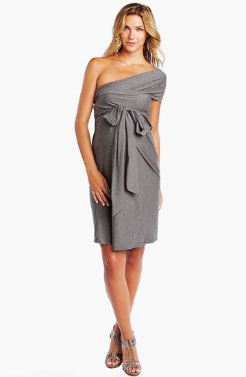 Maternity Dresses For Baby Showers: Maternal America convertible dress