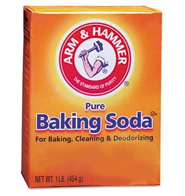 Baking Soda can be used to clarify any buildup on the scalp. One tablespoon to one cup of water should do, but if you have longer and/or thicker hair, you may need a bit more of each. It's best mixed together in a spray bottle or an applicator so that you can focus directly on the scalp. (When you rinse, it will run down the hair). Massage and leave in for 1-5 minutes. Rinse thoroughly. You are now squeaky clean.