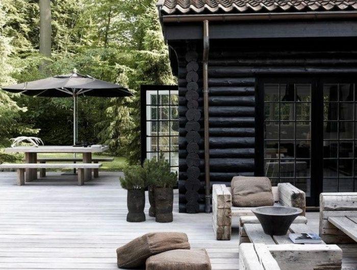 1059 best garden patio balcony veranda etc images on pinterest backyard dream homes and homes - Outdoor amenager ...