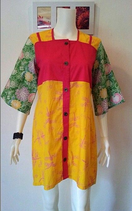 Sack dress from House of kencana